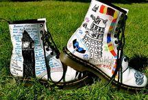 Fancy Star Shoes