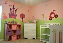 Pokój Dziecięcy girl