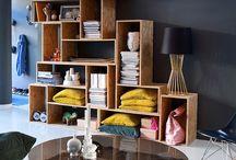 meuble salon diy