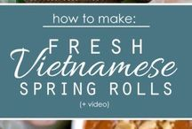Fresh Spring Recipes