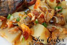 Potato Recipes / Recipes for all potatoes, including sweet potatoes !