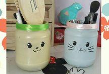 cute jar diy