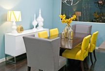 Dining Room + Style♥