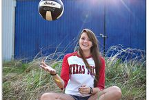 Senior & Volleyball Pics / by Tricia Ellis