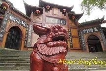 Mount QingCheng Tour