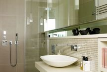 Small Bathroom Ideas / Make the most of your bathing space with some ideas here