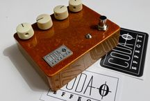 Coda Effects effects / DIY effects made in France