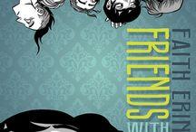 Comics and Graphic Novels.