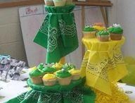 Baylor party ideas / by Kari Bailey