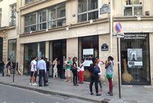 Supafrik / L'Afrique a propagé sa culture à la Cremerie de Paris du 26 au 28 juillet 2013, avec le Pop up Supafrik. Art, Mode, Gastronomie et Musique au rendez-vous.