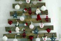 christmas decorations&baking