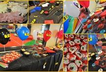 Lego Birthday Party Ideas / Ninjago, Star Wars, Classic Legos
