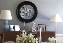 Dining room thoughts...  / by Jennifer Dotson