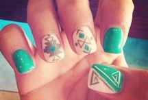 Holo, I mean nail ideas