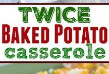 potatoes  bake