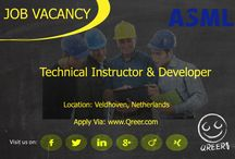 ASML is looking for a suitable candidate!