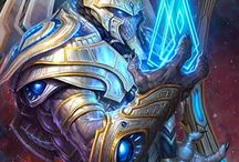 StarCraft II / Watch Starcraft 2 videos and check out cool artwork.