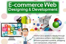 Ecommerc_websites / Our #Ecommerc_websites are built to perform its services from selling a product to taking #payments for a service that lead to a successful #website. http://brainguru.in/services/ecommerce-web-designing-services-noida-india.html