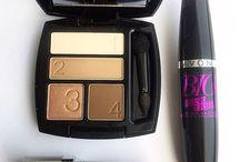 Makeup Avon sweet. :-*