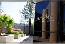 Regional Store Locations / Pepper has 11 retail stores across the country. Please visit stop in and visit us.  / by JW Pepper Sheet Music