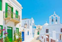 Amorgos / Pictures of the  easternmost island of the Greek Cyclades
