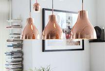 Salle à manger / Idées déco, luminaires, mobilier !
