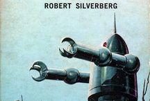 Book Covers: Vintage Sci-Fi