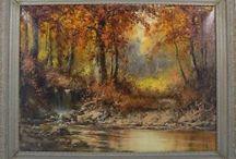Autumn - Ősz / Neogrády László painter