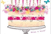Birthday wishes / by Stephanie Bacot