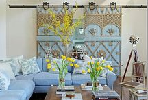 Lovely Living Rooms / by Angie Reeves