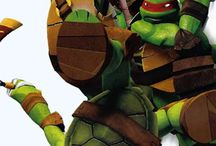 Teenage Mutant Ninja Turtles / TURTLE POWER!!!  / by Faith Anderson