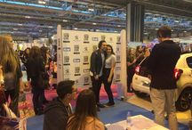 Now Magazine / Official sponsors at the Hamptons bar Clothes Show Live 2014