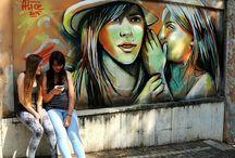 Street Art del Lazio