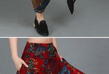 Pantalon tasarımları