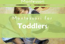 Montessori for Toddlers