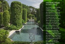 Designers We Love / Interiors Designers and Landscape Architects