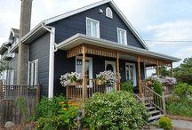 Build Porch / How to build a victorian porch.