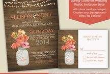 Wedding Ideas / by Tara Kimsey