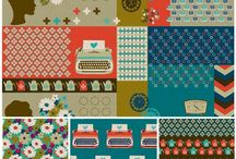 Fabric I love / by Jess {if only they would nap}