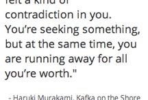 KAFKA ON THE SHORE | MURAKAMI
