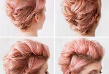Hiuksia, kynsiä ym