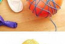 benang rajut dari balon