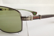 CHROME HEARATS SUNGLASSES / by Vision Specialists Corp