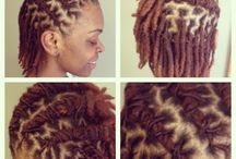 Locs / Hairstyles / by Dominique Watkins