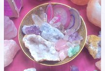 crystals, minerals, & healing.  / by Kristy Faye ☽☯☾