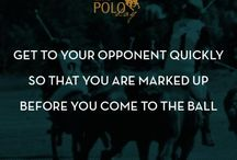 We Are Polo / Learn about Polo. Improve your Polo skills.  #PoloTips #PoloSkills #BeAPoloPlayer #BeAPro #PoloLessons #PlayPolo