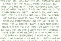 Quotes!! / by McKaylee Brooks