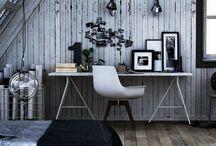 Espai de Treball / Workspace / D'on neix la inspiració // Where inspiration is born