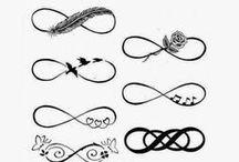 τατουαζ απειρο