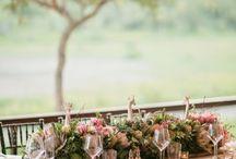 Romantic Safari Wedding